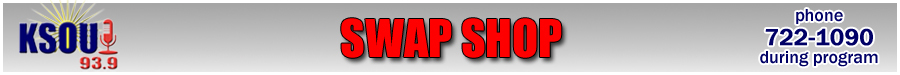Swap Shop Header
