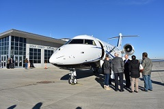 Sioux County Airport Boeing Officials Small